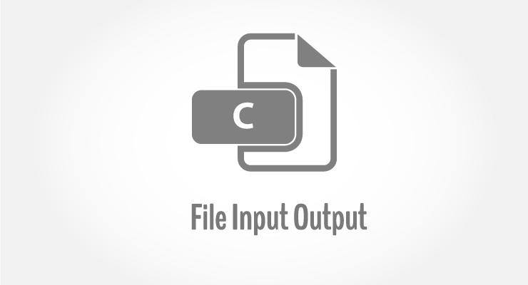 C Programming File Examples