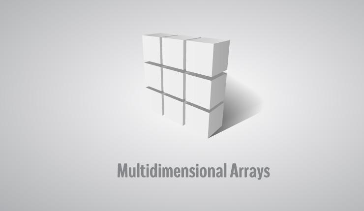 C Multidimensional Arrays