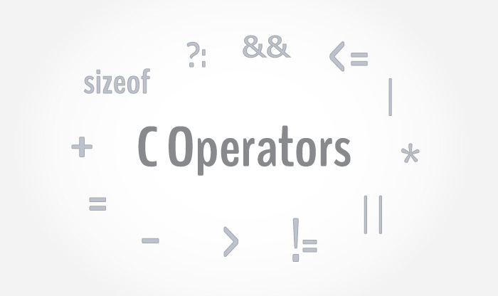 Precedence and associativity of operators in C