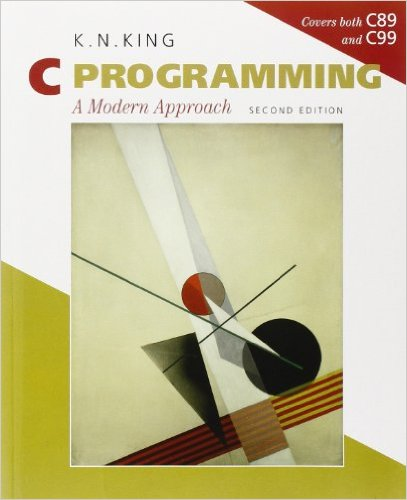 C Programming: A Modern Approach Book