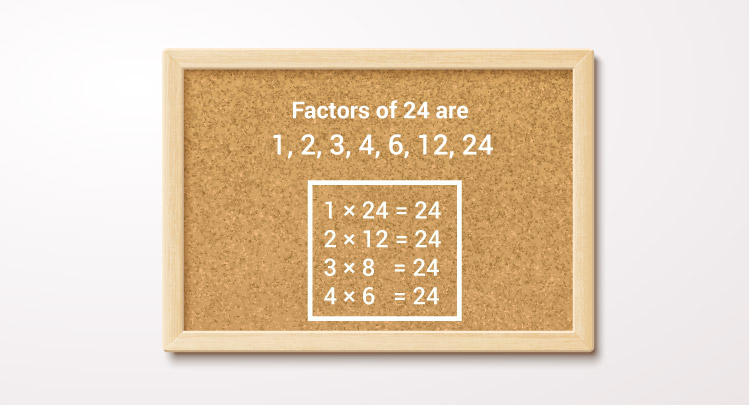 Factors of a number